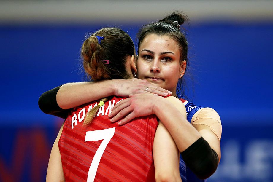 Женская сборная России по волейболу завершила Лигу наций на 14-м месте