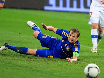 Сегодня сборная Украины сыграет с Молдавией
