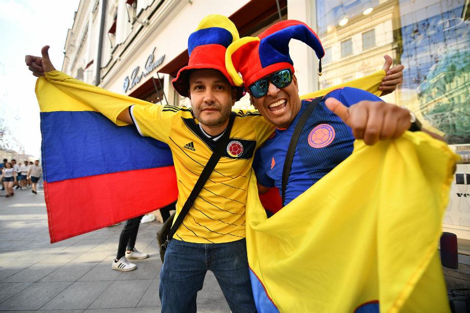 Уболельщика сборной Колумбии в российской столице украли драгоценностей на50 млн