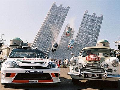 История участия заводской команды «Форд» в WRC