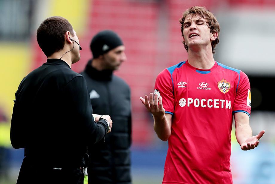 «Судья убил ЦСКА!» Таким злым вы Марио ещё не видели