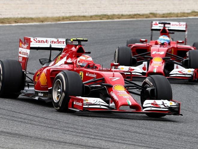 Формула-1. Гран-при Испании. Онлайн воскресенья