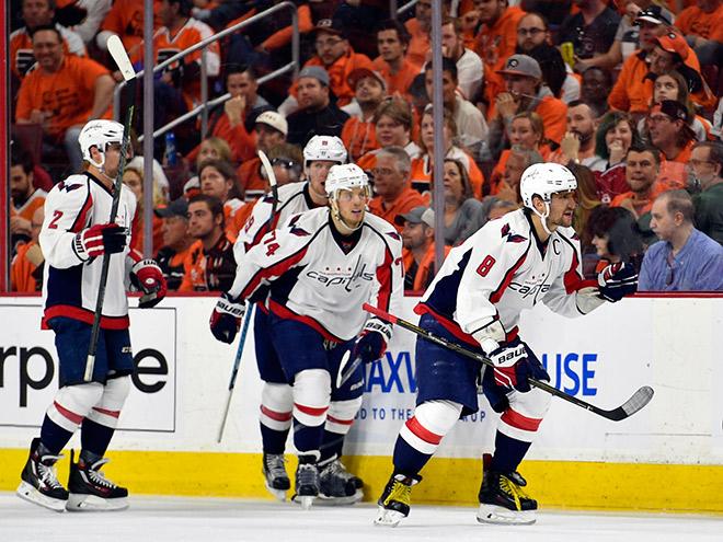 Обзор игрового дня НХЛ 24.04.2016