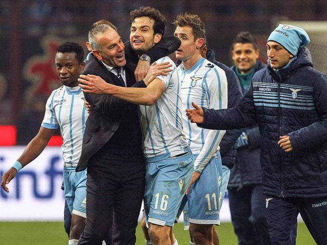 Кубок Италии. «Милан» – «Лацио» – 0:1