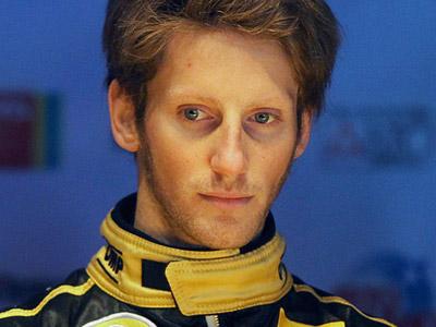Грожан: хочу вернуться в Формулу-1 в 2012 году