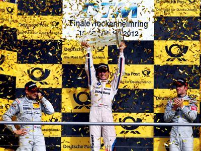 Представляем чемпионов WTCC, DTM и V8 Supercars