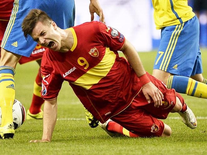 Чего ждать сборной России от черногорцев