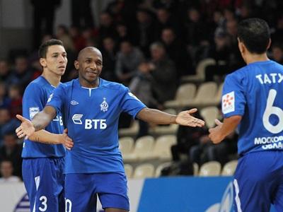 «Динамо» обыграло «Газпром-Югра» в Суперлиге