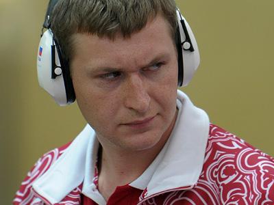 Леонид Екимов – о неудаче в стрельбе на 10 метров
