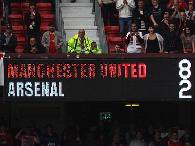 Манчестер – Лондон – 13:3