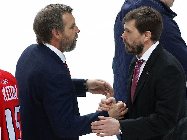 Олег Знарок и Алексей Кудашов