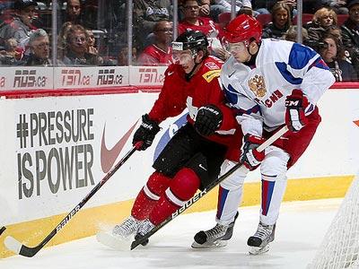 Ожиганов: мечтаю играть в КХЛ