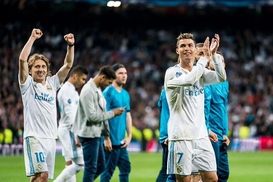 Стало известно, какие спортсмены претендуют название футболиста сезона поверсии УЕФА