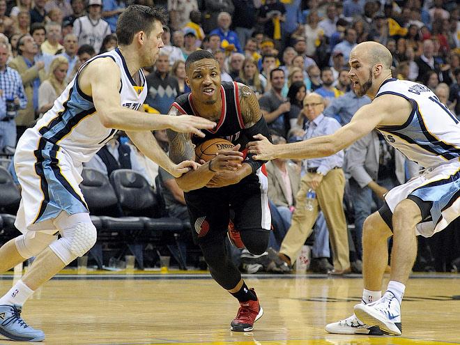 Ставка на матч плей-офф НБА «Портленд» – «Мемфис»