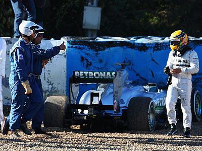 Анализ тестов команд Формулы-1 в Хересе
