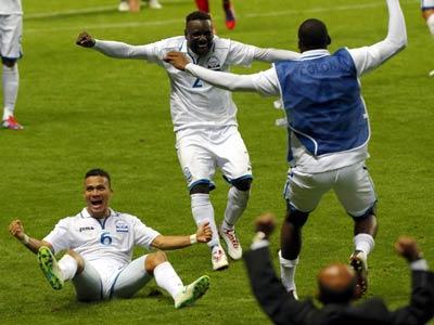 Гондурас впразднует победу!