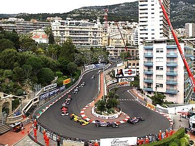Хронометр: Гран-при Монако. Часть 1