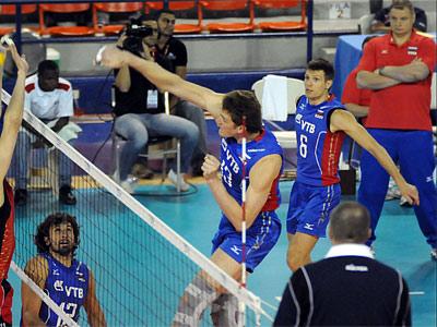 Россия обыграла Японию в матче Мировой лиги