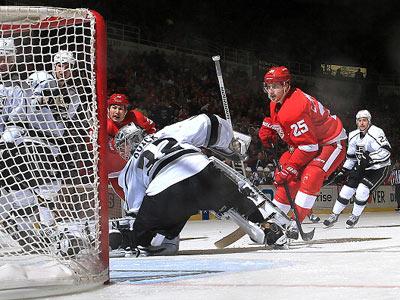 Итоги игрового дня НХЛ (24.04.2013)