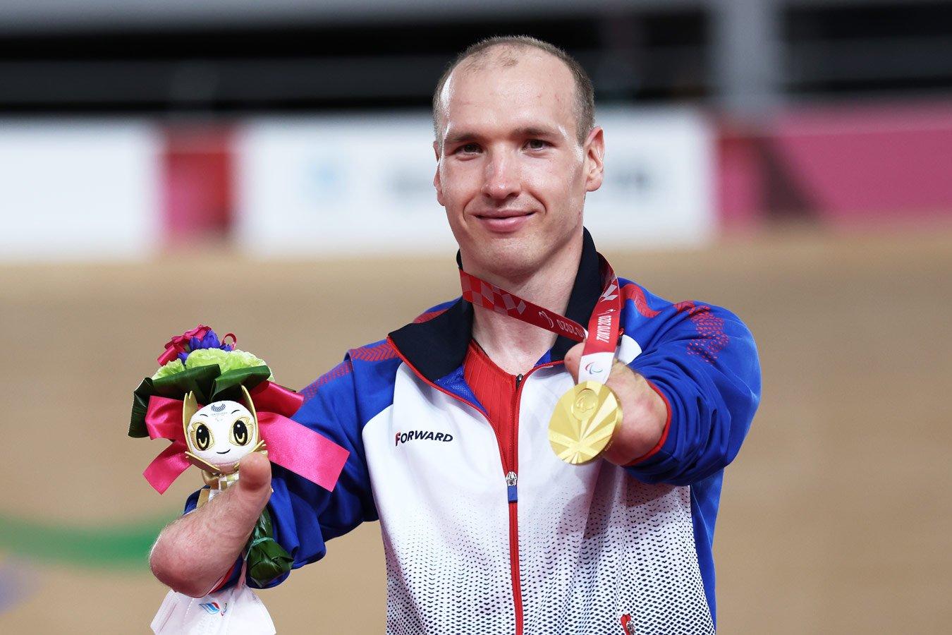 История паралимпийского чемпиона Михаила Асташова