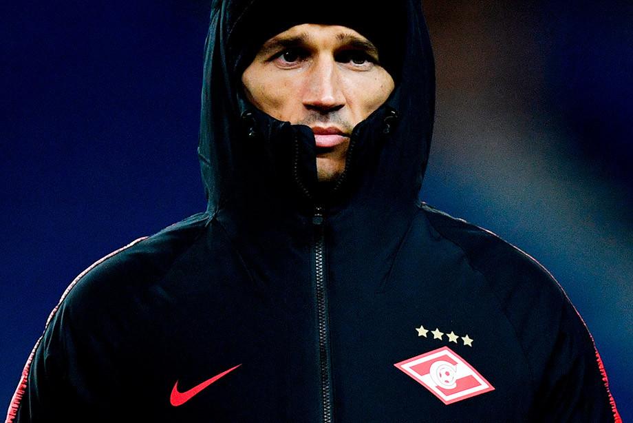 Ерёменко ушёл из «Спартака». Его агент явно поспешил