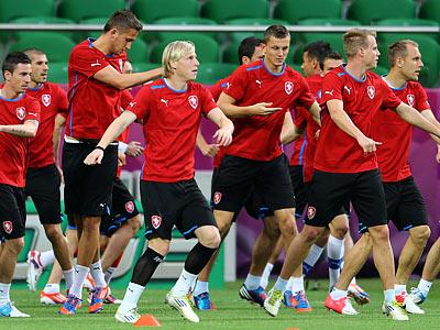 Индивидуальное представление футболистов сборной Чехии