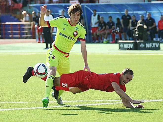 «Мордовия» — ЦСКА