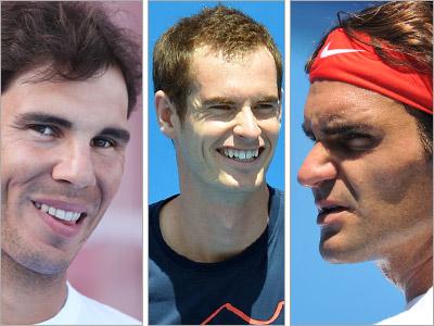 Маррей и Федерер могут сыграть в 1/4 финала