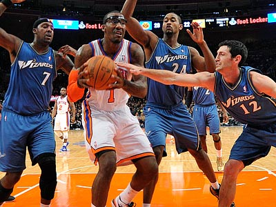 """НБА-2010/11. Из жизни """"жучков"""". День 90-й"""