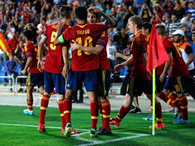Молодёжная сборная Испании