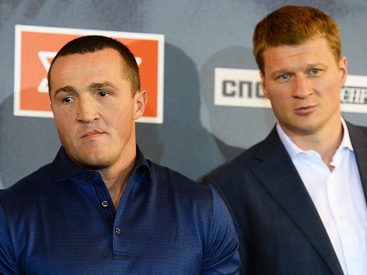Шафиков, Лебедев и Поветкин проведут свои поединки в декабре