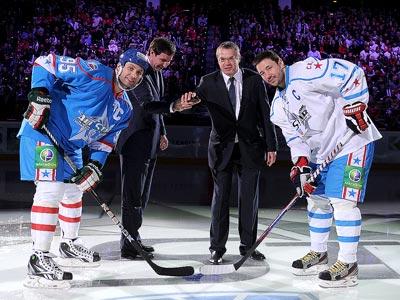 «Восток» обыграл «Запад» в Матче всех звёзд КХЛ