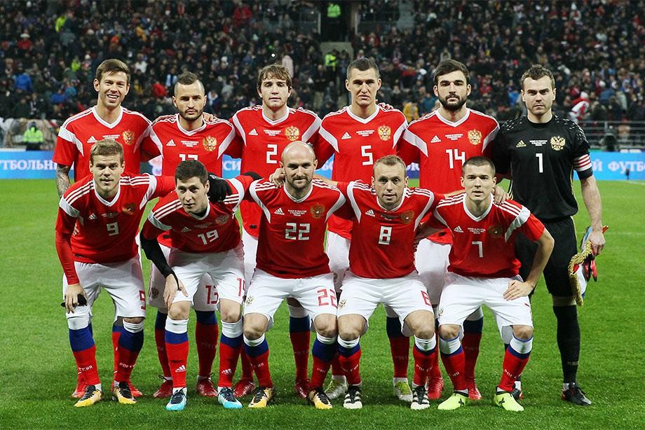 ЧМ2018: Российская Федерация сыграет сСаудовской Аравией, Египтом иУругваем