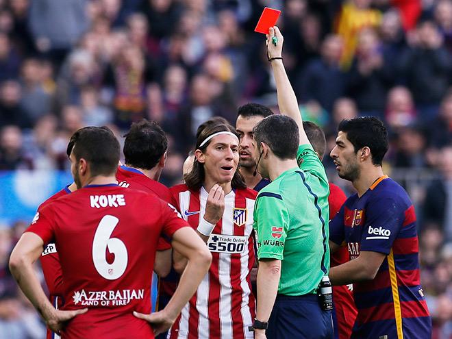 Как «Барселона» обыграла «Атлетико» в чемпионате Испании