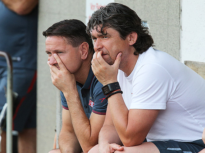 Дмитрий Аленичев и Дмитрий Ананко
