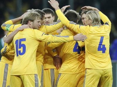Сан-Марино – Украина – 0:8