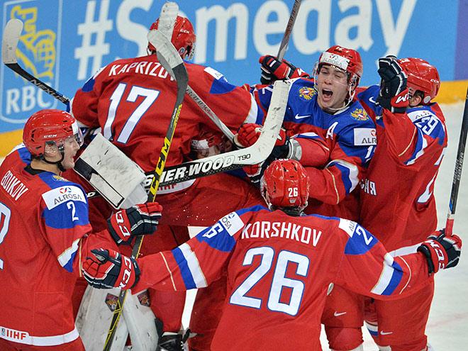 Прогнозы на хоккей. Ставки на матч Финляндия - Россия