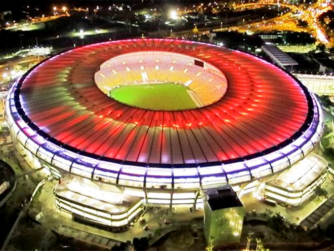 10 самых современных стадионов мира