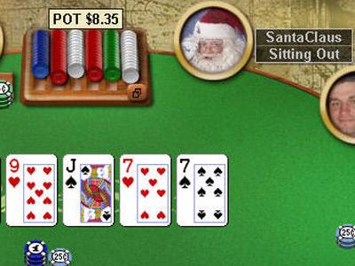 Рождественская сказка от PokerStars
