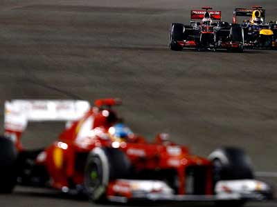 Анализ выступления команд Формулы-1 в Абу-Даби