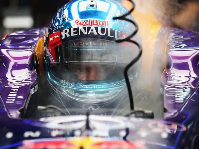 Гран-при Малайзии Формулы-1. Онлайн субботы