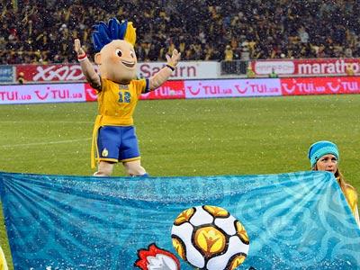 Руководитель МОК Украина Евро-2012 о подготовке к турниру
