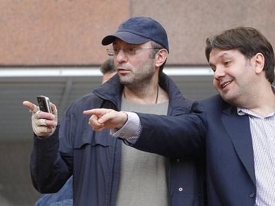 Сулейман Керимов и Герман Ткаченко