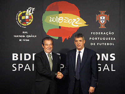 ЧМ-2018: заявка Испании и Португалии