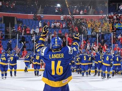 Швеция отправила Канаду в четвертьфинал