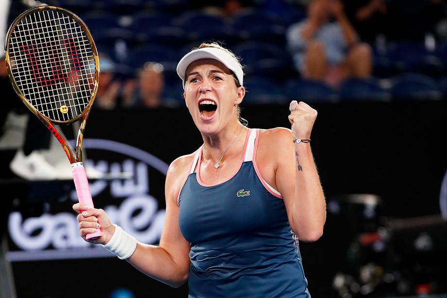 Павлюченкова – одна за всю Россию. Матчи 9-го дня Australian Open