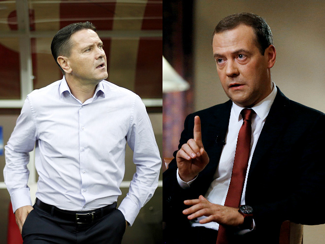 Венгер, Гамула, Моуринью, Романцев, Аленичев имеют клонов в политике