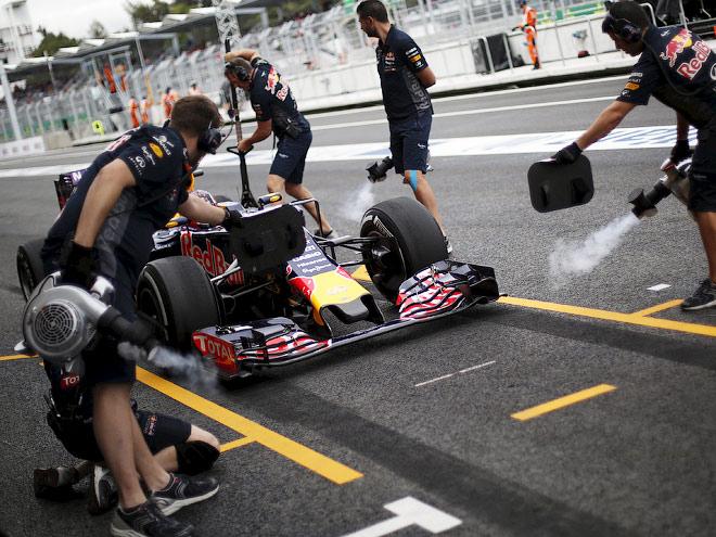 Итоги сезона Формулы-1 для команды «Ред Булл»
