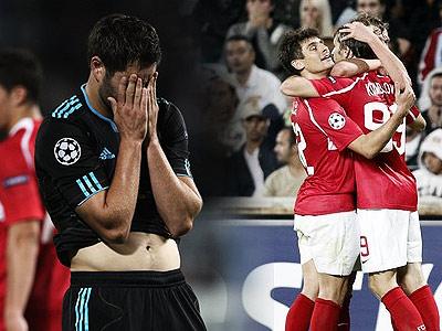 Мгновения 1-го тура Лиги чемпионов