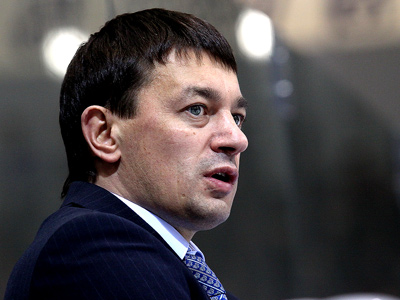 Андрей Тарасенко – о своей карьере и сыне в Сочи